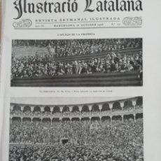 Coleccionismo de Revistas y Periódicos: ILUSTRACIÓ CATALANA Nº178 1906 FOTOS GELIDA . Lote 182860043