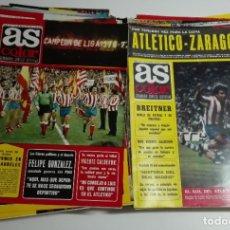 Coleccionismo de Revistas y Periódicos: AS COLOR - 98 NÚMEROS (ENTRE EL 266, DE 2 JUNIO 1976, Y EL 363, DE 2 MAYO 1978). Lote 182900206