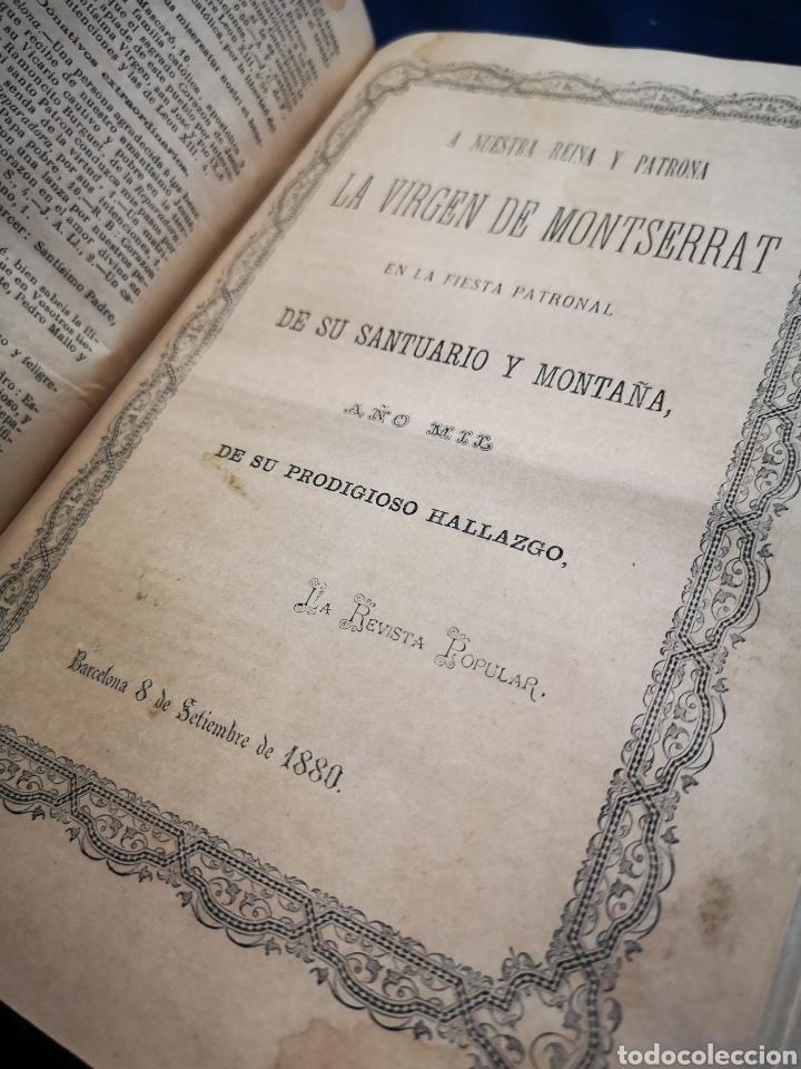 Coleccionismo de Revistas y Periódicos: Revista popular 1880 - 1881, números del 499 al 551. muy difícil! - Foto 3 - 183042157