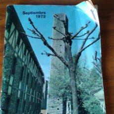 Coleccionismo de Revistas y Periódicos: REVISTA SAN ANTONIO DE PADUA 1972. Lote 183171745