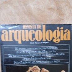Coleccionismo de Revistas y Periódicos: 1 REVISTA DE ** ARQUEOLOGÍA ** AÑO II N. 8. . Lote 183258852