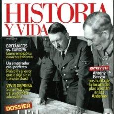 Coleccionismo de Revistas y Periódicos: HISTORIA Y VIDA Nº 569 AL 573. LOTE DE 5 NÚMEROS.. Lote 183270136