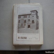 Coleccionismo de Revistas y Periódicos: REVISTA MI COLEGIO 1927. Lote 183371760