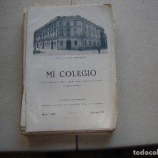 Coleccionismo de Revistas y Periódicos: REVISTA MI COLEGIO 1926. Lote 183371831