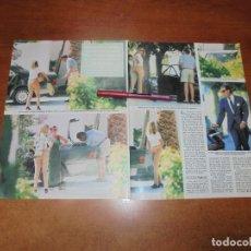 Coleccionismo de Revistas y Periódicos: CLIPPING 1997: MARTA CHÁVARRI. Lote 183445193