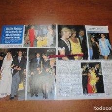 Coleccionismo de Revistas y Periódicos: CLIPPING 1997: BELÉN RUEDA. LYDIA BOSCH. EMILIO ARAGÓN. ANA DUATO. ISABEL ABOY. LUISA MARTÍN. . Lote 183445236