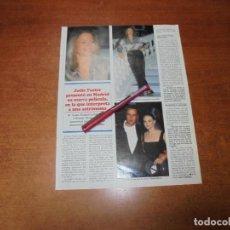 Coleccionismo de Revistas y Periódicos: CLIPPING 1997: JODIE FOSTER. Lote 183445258