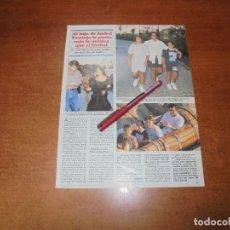Coleccionismo de Revistas y Periódicos: CLIPPING 1997: ISABEL PANTOJA Y SU HIJO. AGUSTÍN PANTOJA. . Lote 183445262