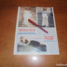 Coleccionismo de Revistas y Periódicos: CLIPPING 1997: PRIMERA MUJER CIEGA QUE SE PRESENTA A MISS ITALIA, ANNALISA MINETTI. - SARAH FERGUSON. Lote 183445266