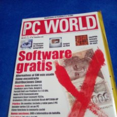 Coleccionismo de Revistas y Periódicos: REVISTA PC WORLD 2001. Lote 183530132