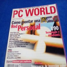 Coleccionismo de Revistas y Periódicos: REVISTA PC WORLD 1998. Lote 183530223