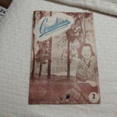 Coleccionismo de Revistas y Periódicos: ANTIGUA REVISTA GUADIANA DE BADAJOZ 2 DE MARZO DE 1946.. Lote 183592582