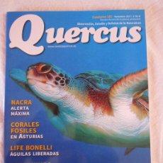 Coleccionismo de Revistas y Periódicos: REVISTA QUERCUS. NUM 381. Lote 183640591
