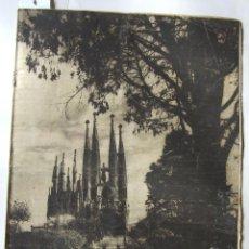 Colecionismo de Revistas e Jornais: DESTINO 727 JULIO 1951 GAUDI ARQUITECTO DE DIOS SAGRADA FAMILIA MAR MUERTO TRIENNALE DE MILAN. Lote 183646591