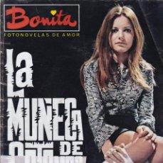 Coleccionismo de Revistas y Periódicos: BONITA - FOTONOVELA - LA MUÑECA DE SATANÁS - EDITORCAR . Lote 183664395