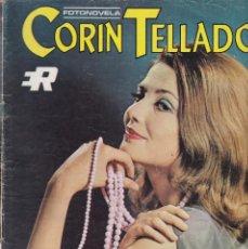 Coleccionismo de Revistas y Periódicos: CORIN TELLADO - FOTONOVELA - MI COMPROMISO CON BURT - EDITORIAL ROLLÁN 1970. Lote 183665192