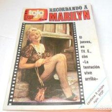 Coleccionismo de Revistas y Periódicos: MAGIFICAS 27 REVISTAS ANTIGUAS DE TELE SIETE. Lote 183675103