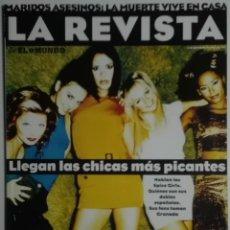 Coleccionismo de Revistas y Periódicos: REVISTA EL MUNDO 103 - 05/10/1997 - SPICE GIRLS. CHE GUEVARA, HIJO Y NIETO. PEDRO ALMODÓVAR. Lote 183731013