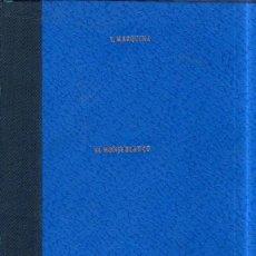 Coleccionismo de Revistas y Periódicos: REVISTA LITERARIA, NOVELAS Y CUENTOS. EL MONJE BLANCO. 1954.. Lote 183766120