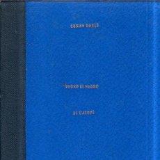 Coleccionismo de Revistas y Periódicos: REVISTA LITERARIA, NOVELAS Y CUENTOS. 3 NOVELAS ENCUADERNADAS. PEDRO EL NEGRO Y AL GALOPE. 1956.. Lote 183768713