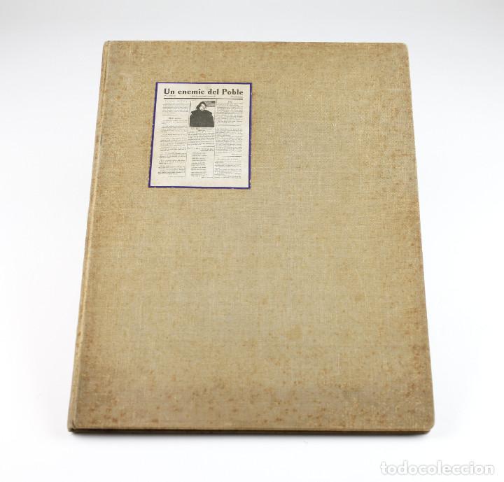UN ENEMIC DEL POBLE - JOAN SALVAT-PAPASSEIT. REVISTA ORIGINAL AÑO 1917-1919. (Coleccionismo - Revistas y Periódicos Antiguos (hasta 1.939))