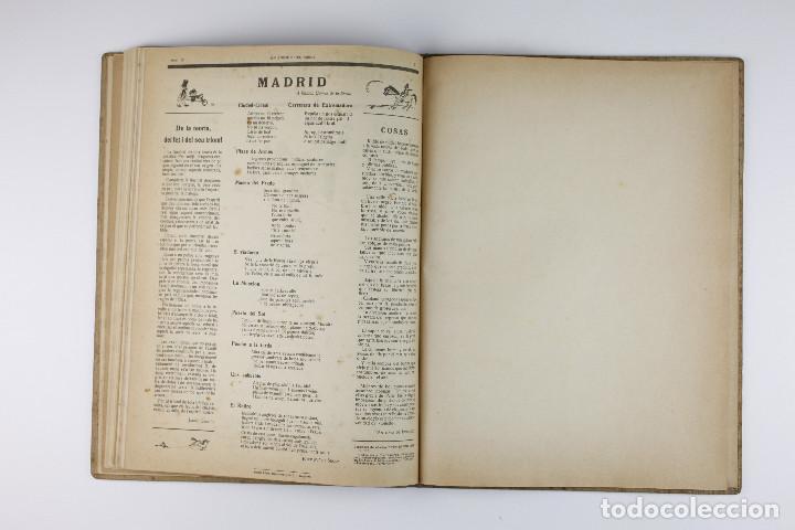 Coleccionismo de Revistas y Periódicos: UN ENEMIC DEL POBLE - JOAN SALVAT-PAPASSEIT. Revista original año 1917-1919. - Foto 29 - 183779416