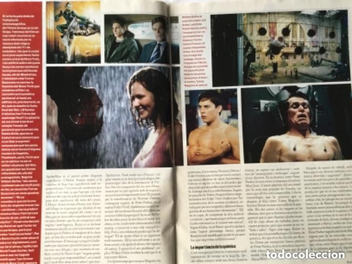 Coleccionismo de Revistas y Periódicos: Avui- spiderman - 2002- català - Foto 2 - 183819201