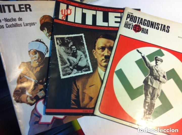 HITLER - 3 REVISTAS (Coleccionismo - Revistas y Periódicos Modernos (a partir de 1.940) - Otros)