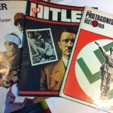 Coleccionismo de Revistas y Periódicos: HITLER - 3 REVISTAS. Lote 183819906