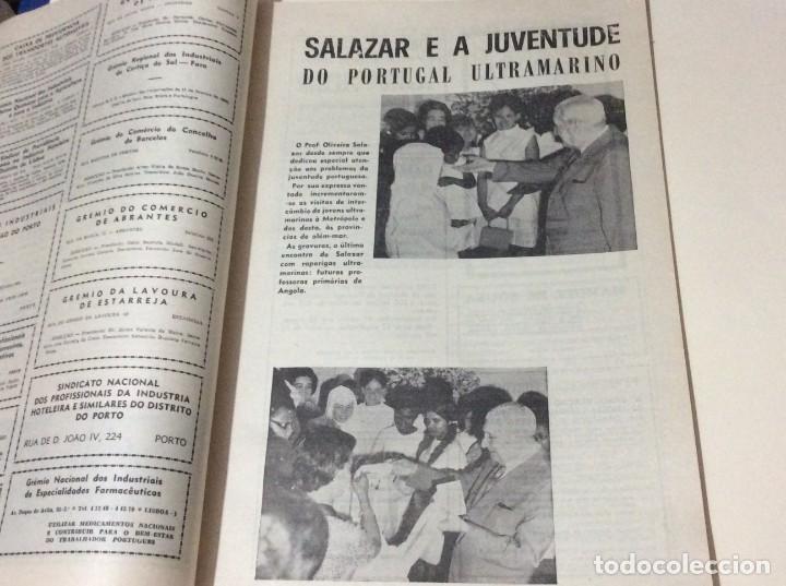 Coleccionismo de Revistas y Periódicos: Suplemento do Diario da manhã. XXX Aniversário do estatuto do Trabalho Nacional, 1968 - Foto 3 - 183820062