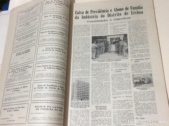Coleccionismo de Revistas y Periódicos: Suplemento do Diario da manhã. XXX Aniversário do estatuto do Trabalho Nacional, 1968 - Foto 5 - 183820062
