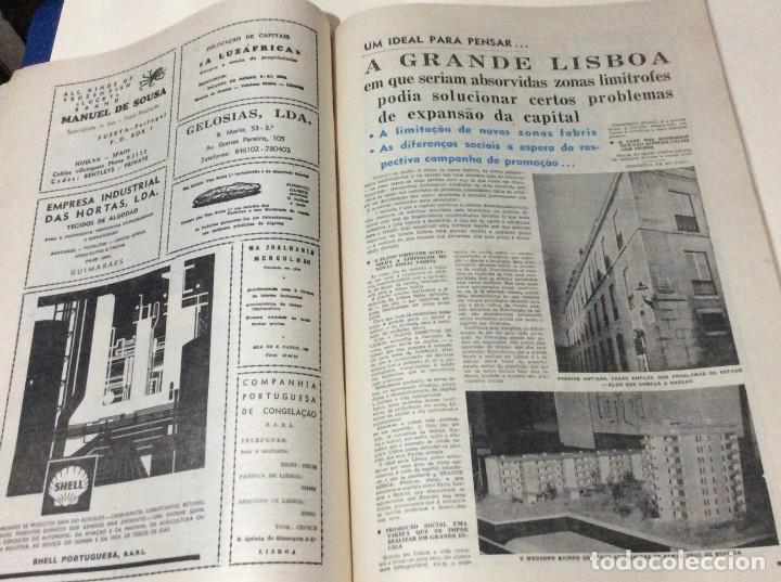 Coleccionismo de Revistas y Periódicos: Suplemento do Diario da manhã. XXX Aniversário do estatuto do Trabalho Nacional, 1968 - Foto 6 - 183820062