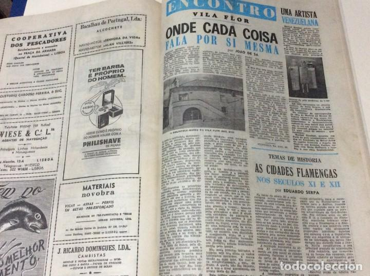 Coleccionismo de Revistas y Periódicos: Suplemento do Diario da manhã. XXX Aniversário do estatuto do Trabalho Nacional, 1968 - Foto 7 - 183820062