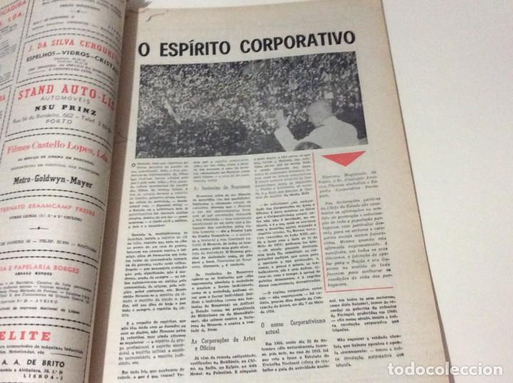 Coleccionismo de Revistas y Periódicos: Suplemento do Diario da manhã. XXX Aniversário do estatuto do Trabalho Nacional, 1968 - Foto 10 - 183820062