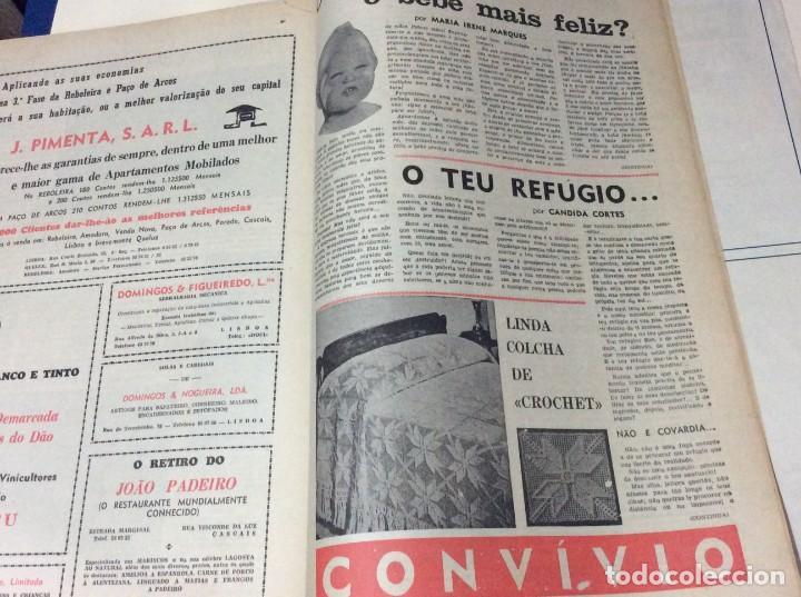 Coleccionismo de Revistas y Periódicos: Suplemento do Diario da manhã. XXX Aniversário do estatuto do Trabalho Nacional, 1968 - Foto 11 - 183820062