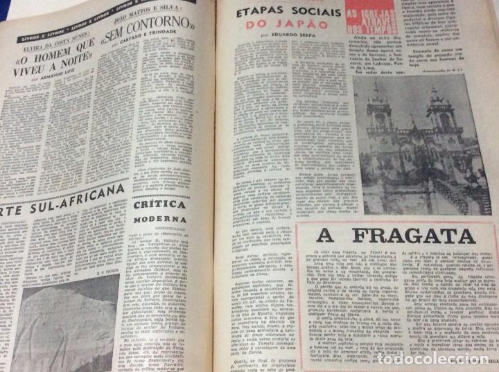Coleccionismo de Revistas y Periódicos: Suplemento do Diario da manhã. XXX Aniversário do estatuto do Trabalho Nacional, 1968 - Foto 12 - 183820062
