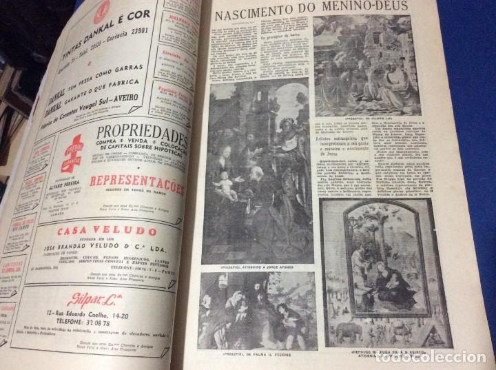 Coleccionismo de Revistas y Periódicos: Suplemento do Diario da manhã. Navidad 1968 - Foto 3 - 183821525