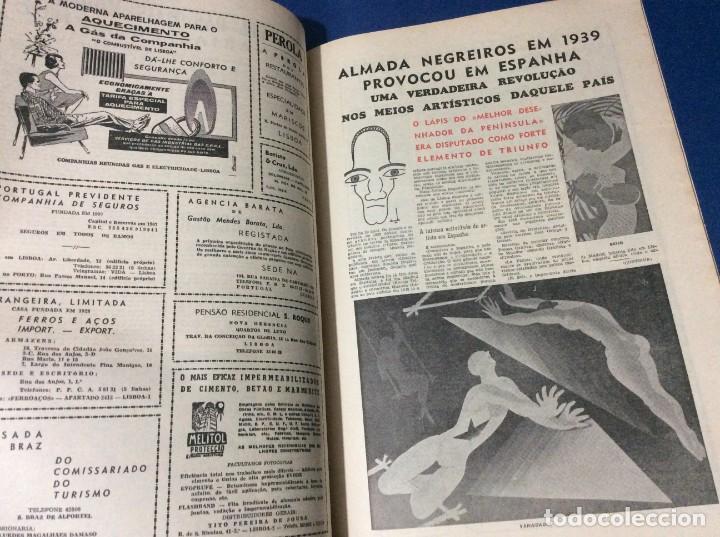 Coleccionismo de Revistas y Periódicos: Suplemento do Diario da manhã. Navidad 1968 - Foto 4 - 183821525