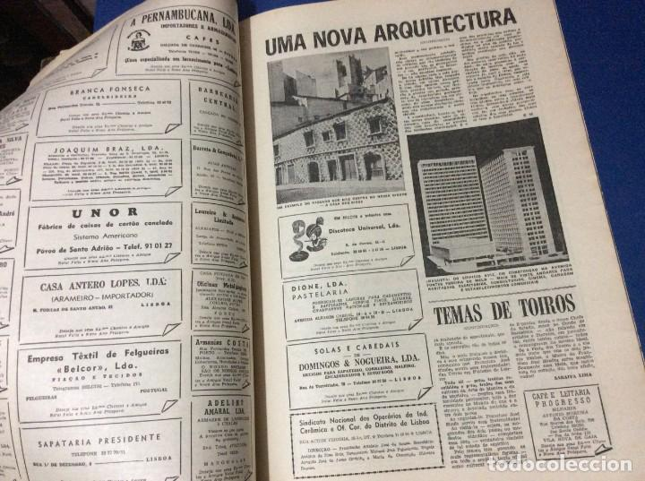 Coleccionismo de Revistas y Periódicos: Suplemento do Diario da manhã. Navidad 1968 - Foto 5 - 183821525