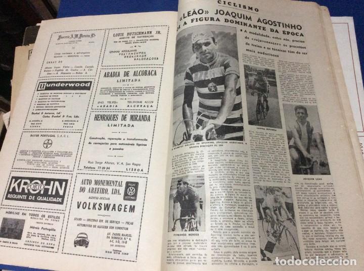 Coleccionismo de Revistas y Periódicos: Suplemento do Diario da manhã. Navidad 1968 - Foto 6 - 183821525
