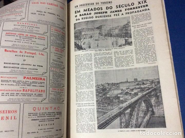 Coleccionismo de Revistas y Periódicos: Suplemento do Diario da manhã. Navidad 1968 - Foto 7 - 183821525
