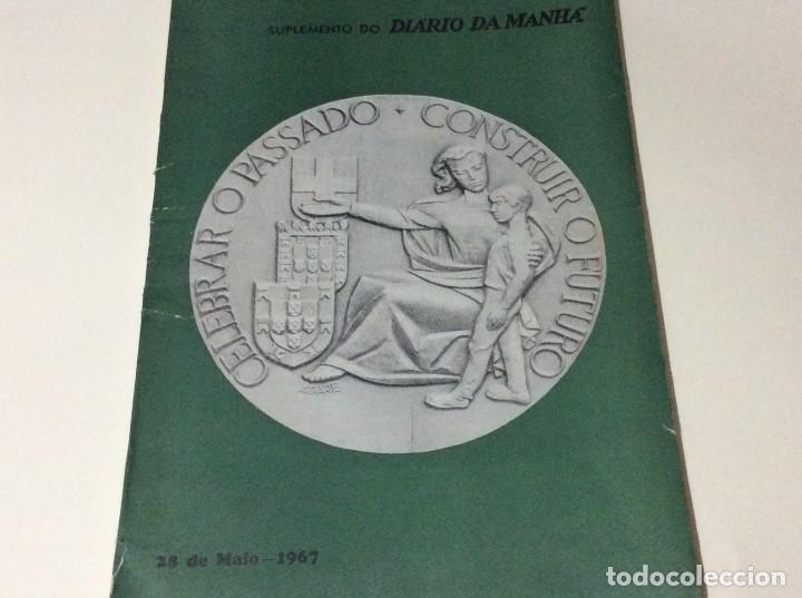 SUPLEMENTO DO DIARIO DA MANHÃ, 28 DE MAIO DE 1967 (Coleccionismo - Revistas y Periódicos Modernos (a partir de 1.940) - Otros)