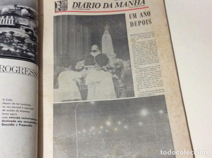 Coleccionismo de Revistas y Periódicos: Suplemento do Diario da manhã, 28 de Maio de 1967 - Foto 2 - 183822095