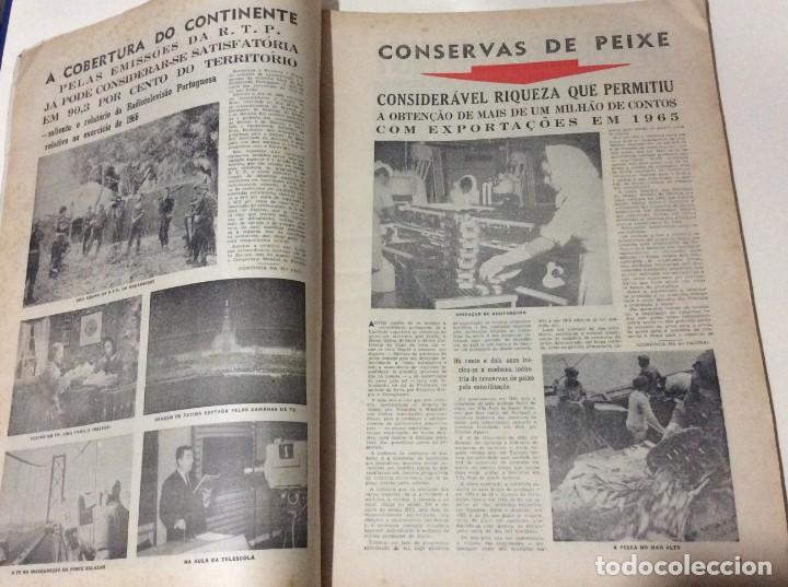 Coleccionismo de Revistas y Periódicos: Suplemento do Diario da manhã, 28 de Maio de 1967 - Foto 3 - 183822095