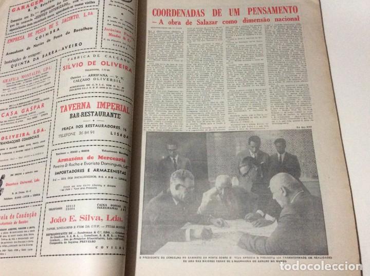 Coleccionismo de Revistas y Periódicos: Suplemento do Diario da manhã, 28 de Maio de 1967 - Foto 4 - 183822095