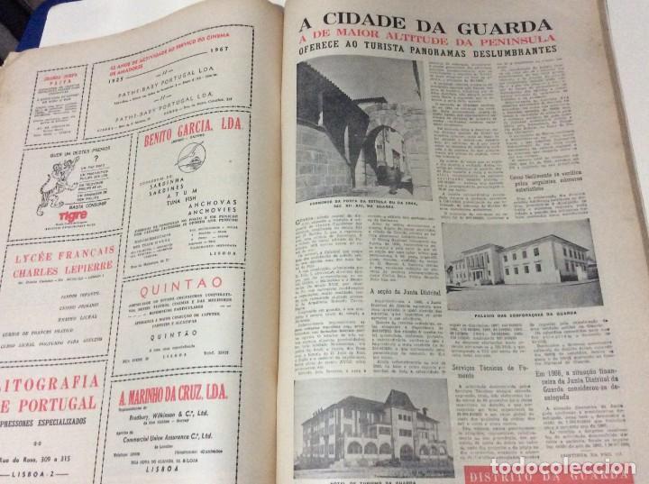 Coleccionismo de Revistas y Periódicos: Suplemento do Diario da manhã, 28 de Maio de 1967 - Foto 7 - 183822095