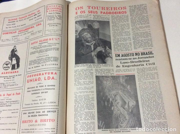Coleccionismo de Revistas y Periódicos: Suplemento do Diario da manhã, 28 de Maio de 1967 - Foto 8 - 183822095
