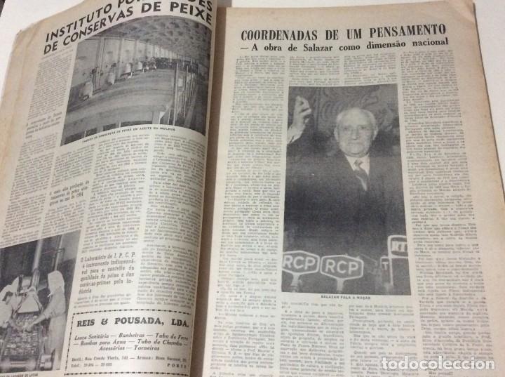 Coleccionismo de Revistas y Periódicos: Suplemento do Diario da manhã, 28 de Maio de 1967 - Foto 10 - 183822095
