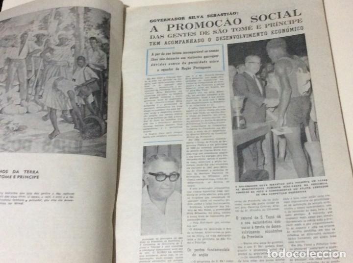 Coleccionismo de Revistas y Periódicos: Diário da manhã. Suplemento de 4 de Abril de 1970. Grandes dimensiones. - Foto 2 - 183826406