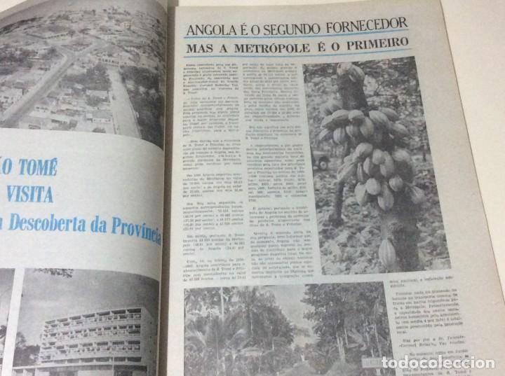 Coleccionismo de Revistas y Periódicos: Diário da manhã. Suplemento de 4 de Abril de 1970. Grandes dimensiones. - Foto 7 - 183826406